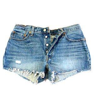 Levi's 501 shorts w29